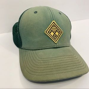 Patagonia | Rare Green Forest Service Trucker Hat